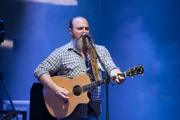 John Driskell Hopkins of the Zac Brown Band