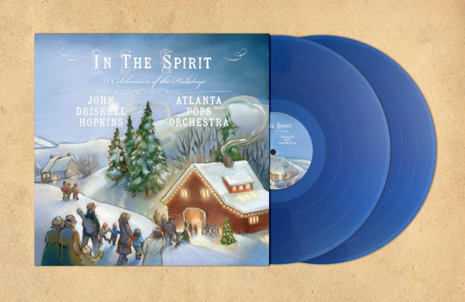 The Holiday Album – John Driskell Hopkins